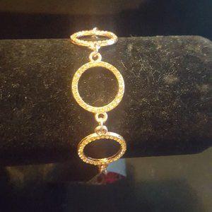 Copper Clasp Bracelet J-590